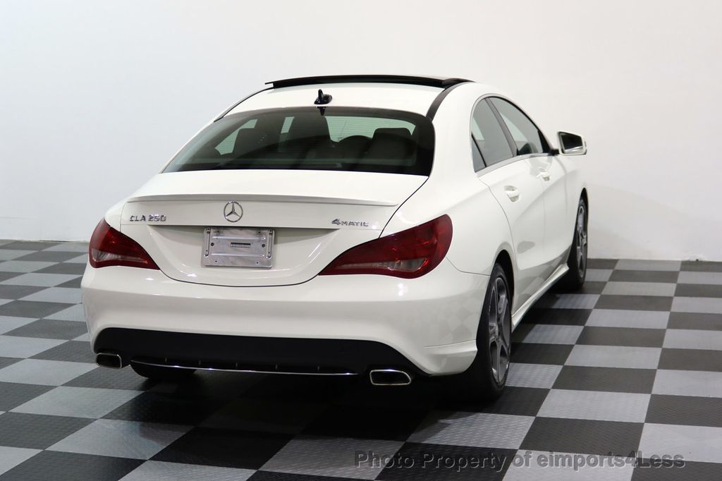 2014 Mercedes-Benz CLA CERTIFIED CLA250 4Matic AWD XENONS PANO NAVIGATION - 17401540 - 17