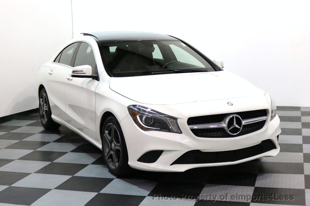 2014 Mercedes-Benz CLA CERTIFIED CLA250 4Matic AWD XENONS PANO NAVIGATION - 17401540 - 1