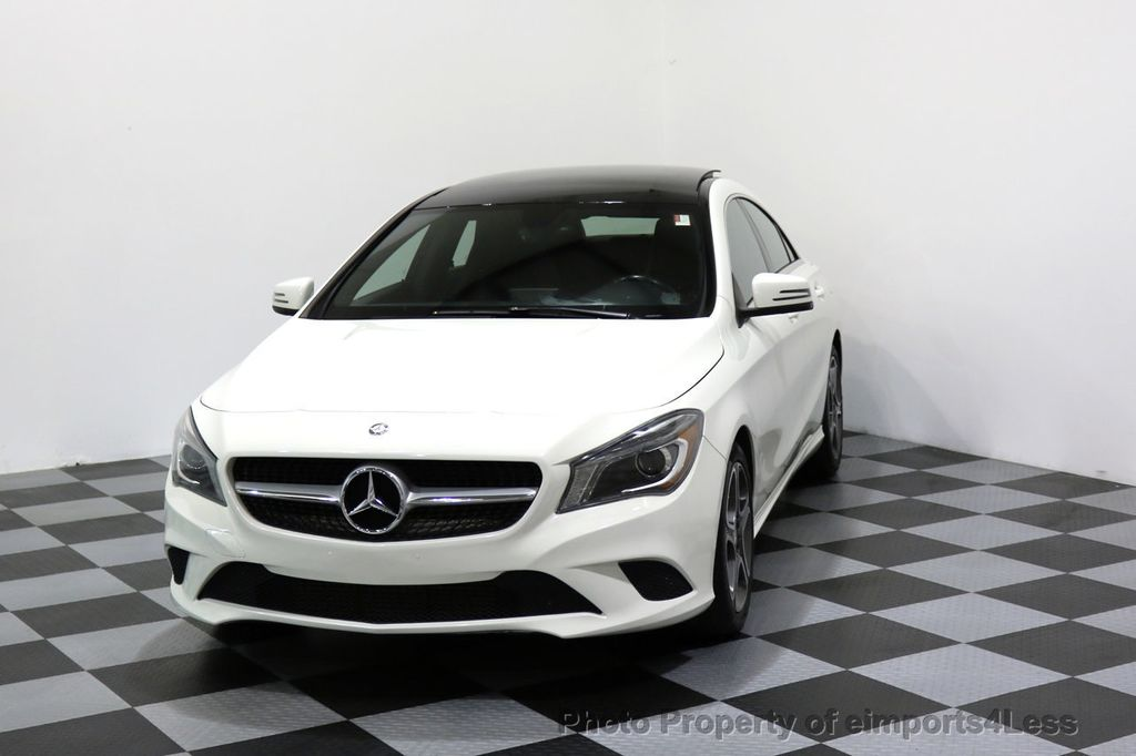 2014 Mercedes-Benz CLA CERTIFIED CLA250 4Matic AWD XENONS PANO NAVIGATION - 17401540 - 26