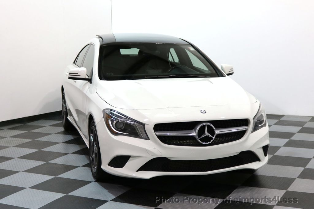 2014 Mercedes-Benz CLA CERTIFIED CLA250 4Matic AWD XENONS PANO NAVIGATION - 17401540 - 27