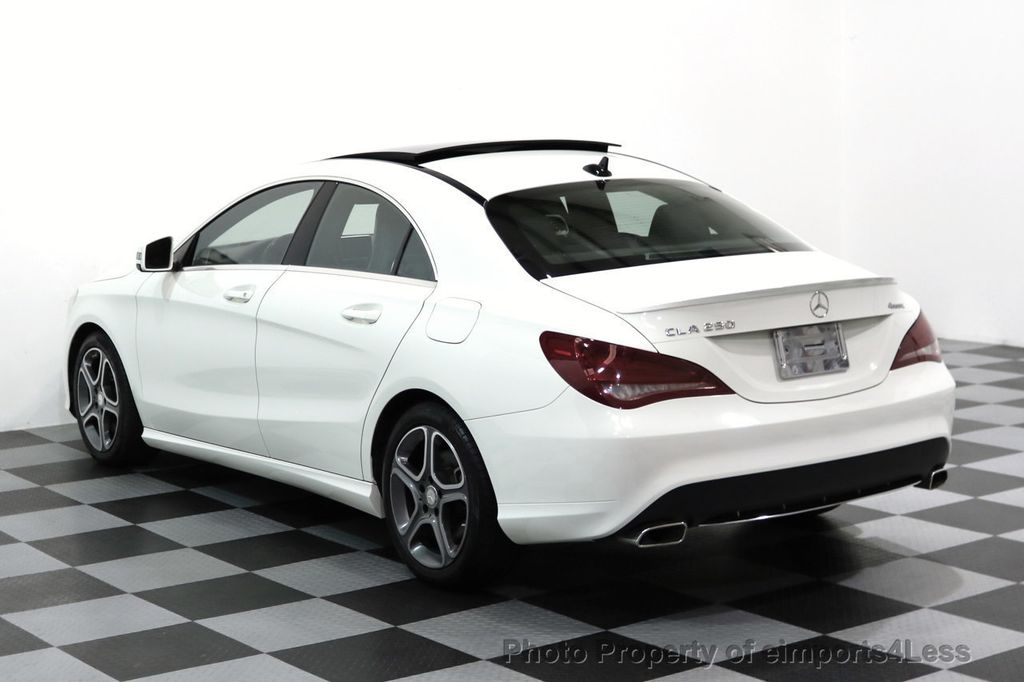 2014 Mercedes-Benz CLA CERTIFIED CLA250 4Matic AWD XENONS PANO NAVIGATION - 17401540 - 28