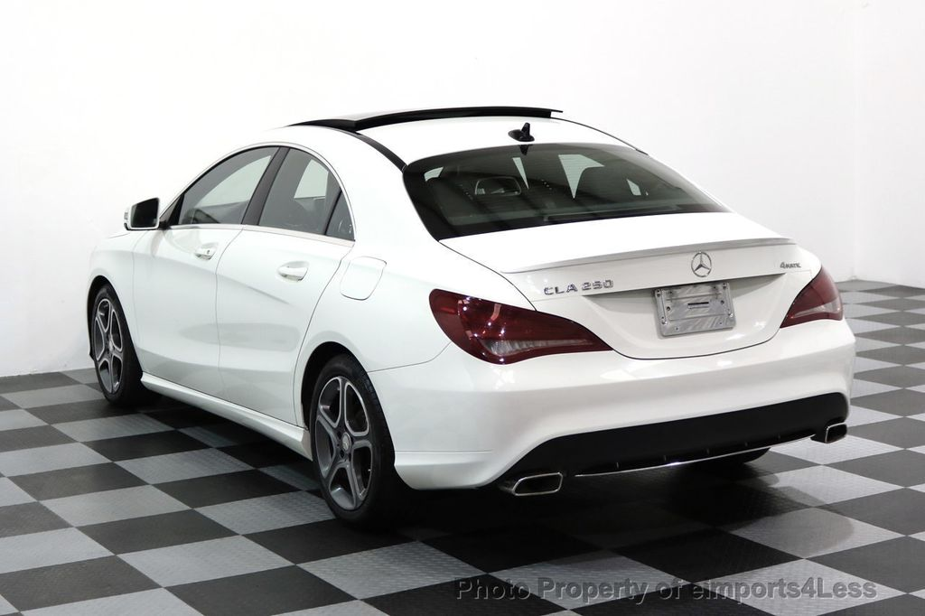 2014 Mercedes-Benz CLA CERTIFIED CLA250 4Matic AWD XENONS PANO NAVIGATION - 17401540 - 2