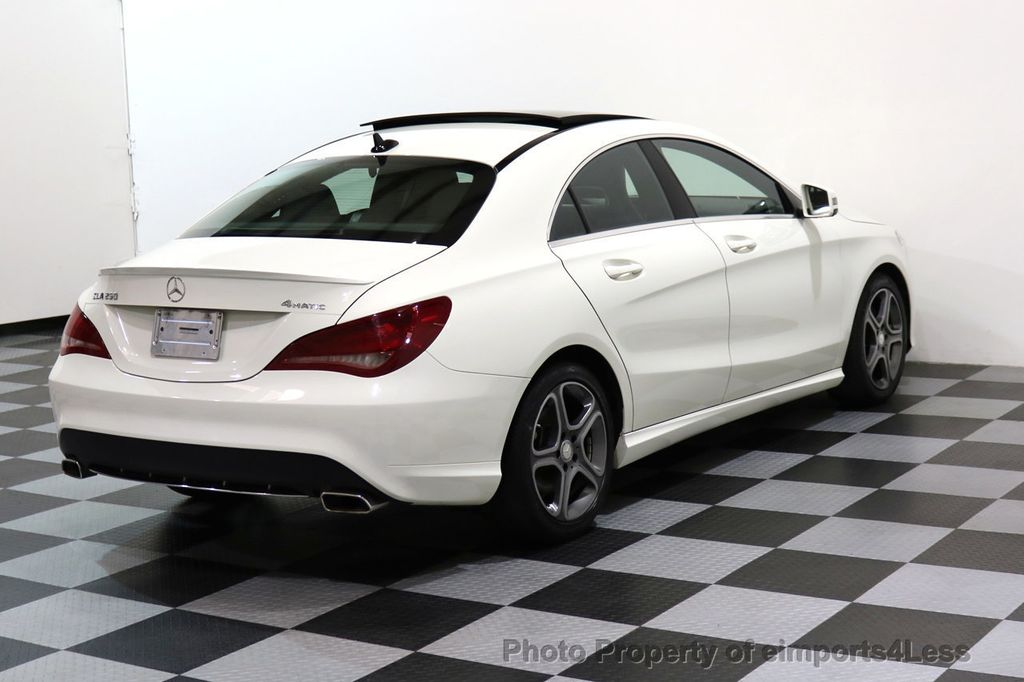2014 Mercedes-Benz CLA CERTIFIED CLA250 4Matic AWD XENONS PANO NAVIGATION - 17401540 - 30
