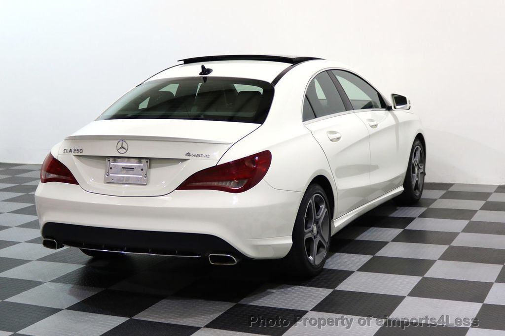 2014 Mercedes-Benz CLA CERTIFIED CLA250 4Matic AWD XENONS PANO NAVIGATION - 17401540 - 3