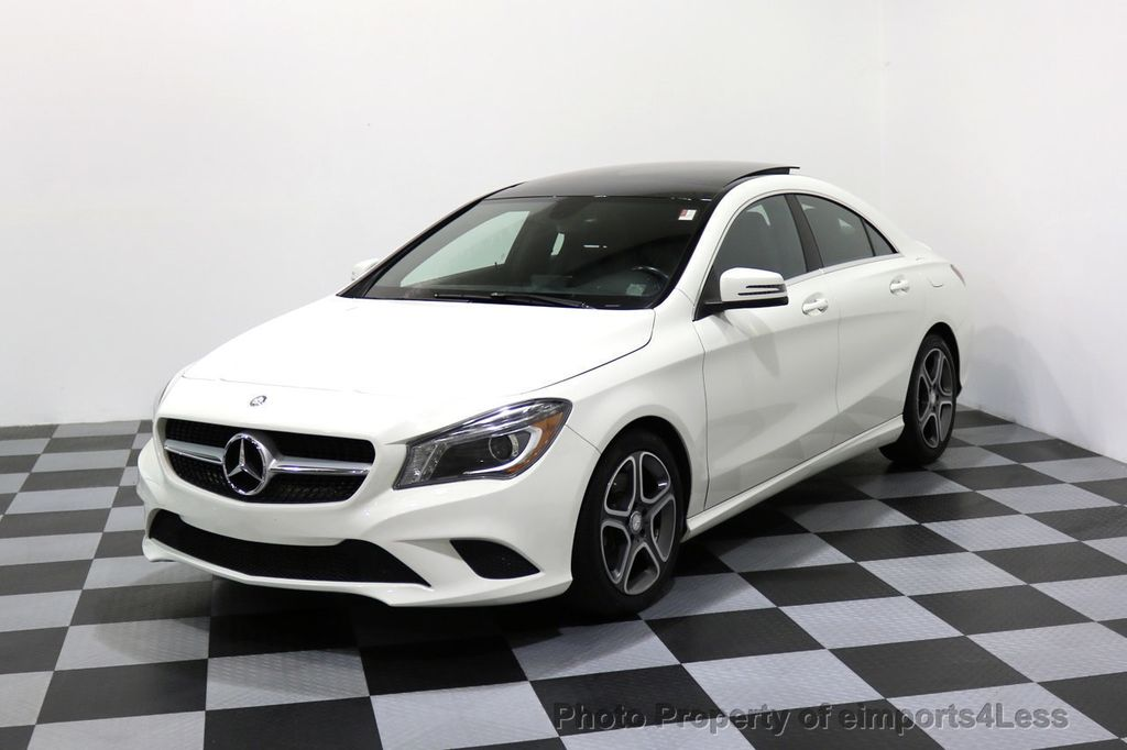 2014 Mercedes-Benz CLA CERTIFIED CLA250 4Matic AWD XENONS PANO NAVIGATION - 17401540 - 43