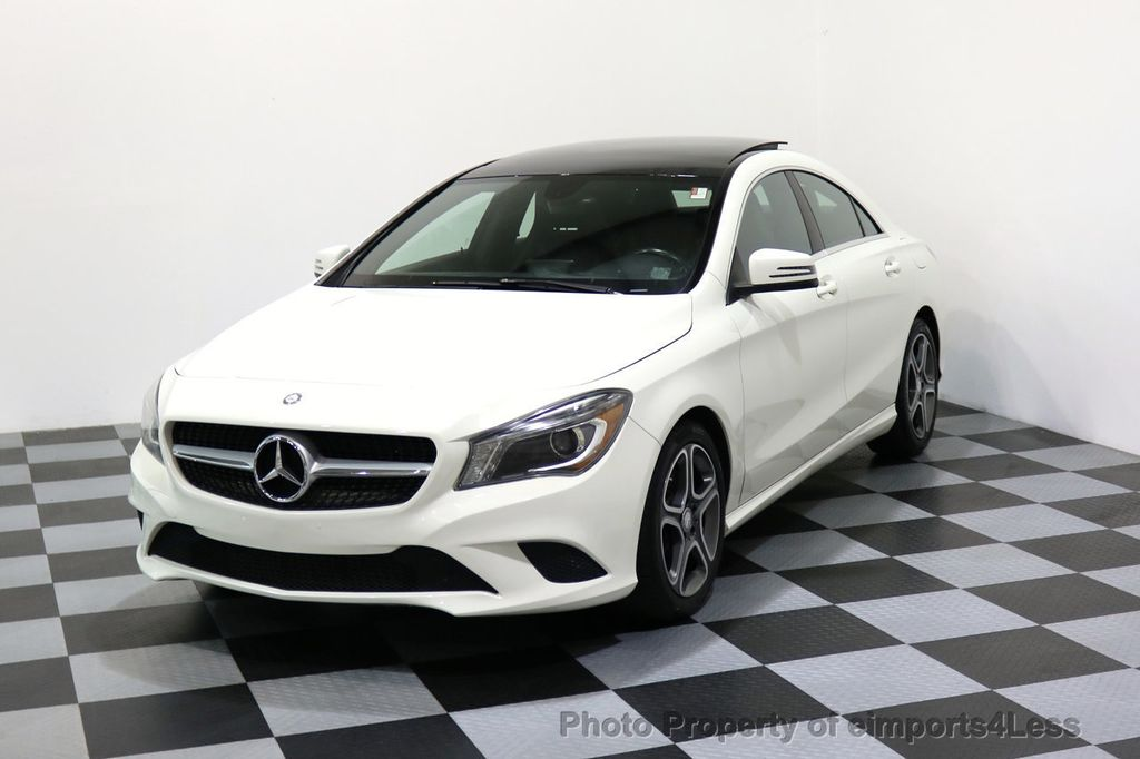 2014 Mercedes-Benz CLA CERTIFIED CLA250 4Matic AWD XENONS PANO NAVIGATION - 17401540 - 44