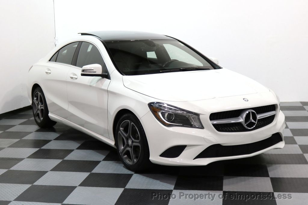 2014 Mercedes-Benz CLA CERTIFIED CLA250 4Matic AWD XENONS PANO NAVIGATION - 17401540 - 45