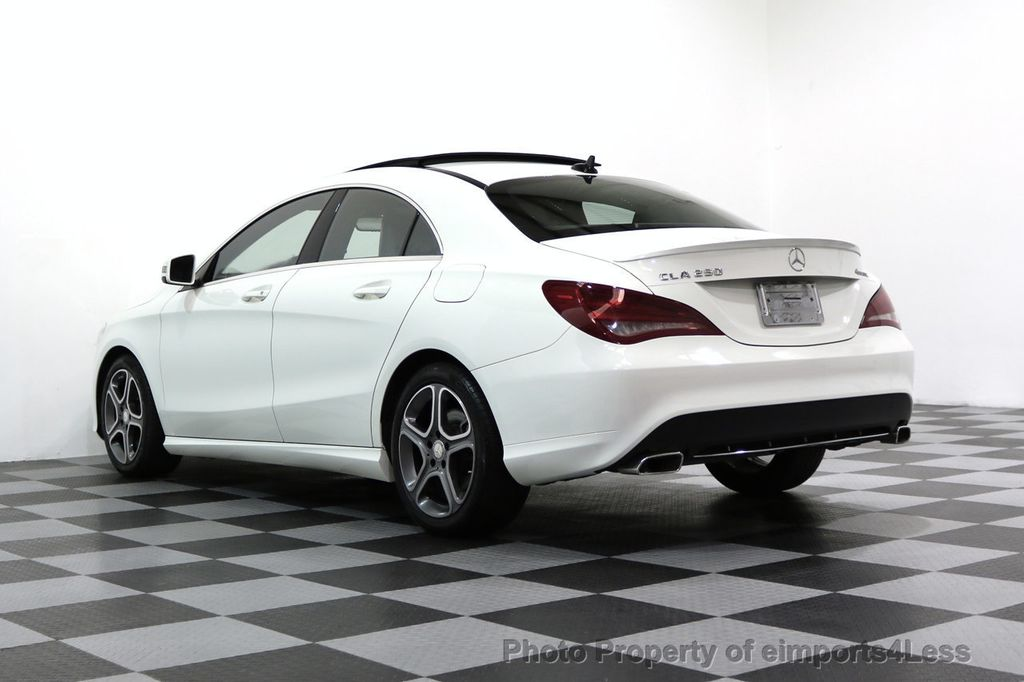 2014 Mercedes-Benz CLA CERTIFIED CLA250 4Matic AWD XENONS PANO NAVIGATION - 17401540 - 46