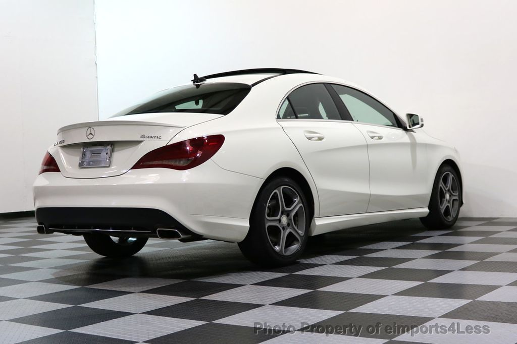 2014 Mercedes-Benz CLA CERTIFIED CLA250 4Matic AWD XENONS PANO NAVIGATION - 17401540 - 47