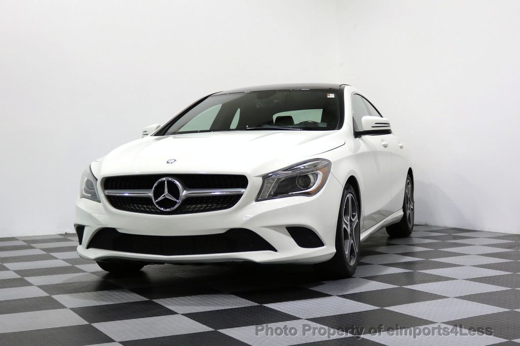 2014 Mercedes-Benz CLA CERTIFIED CLA250 4Matic AWD XENONS PANO NAVIGATION - 17401540 - 48