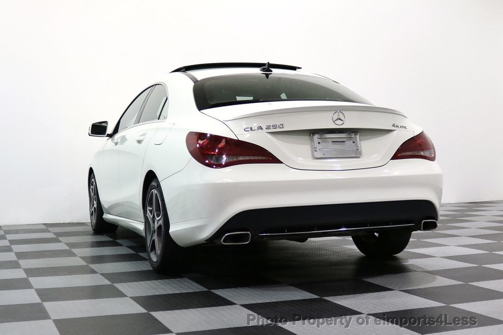 2014 Mercedes-Benz CLA CERTIFIED CLA250 4Matic AWD XENONS PANO NAVIGATION - 17401540 - 49