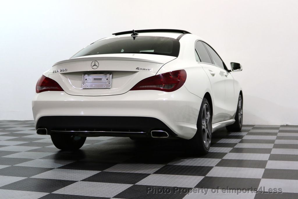 2014 Mercedes-Benz CLA CERTIFIED CLA250 4Matic AWD XENONS PANO NAVIGATION - 17401540 - 50