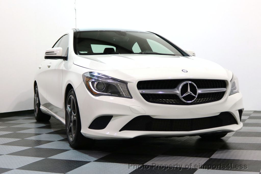 2014 Mercedes-Benz CLA CERTIFIED CLA250 4Matic AWD XENONS PANO NAVIGATION - 17401540 - 51