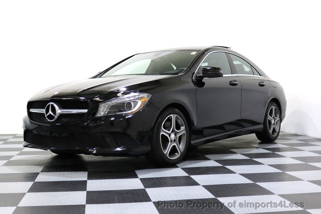 2014 Mercedes-Benz CLA CERTIFIED CLA250 4Matic AWD XENONS PANO NAVIGATION - 17401787 - 13