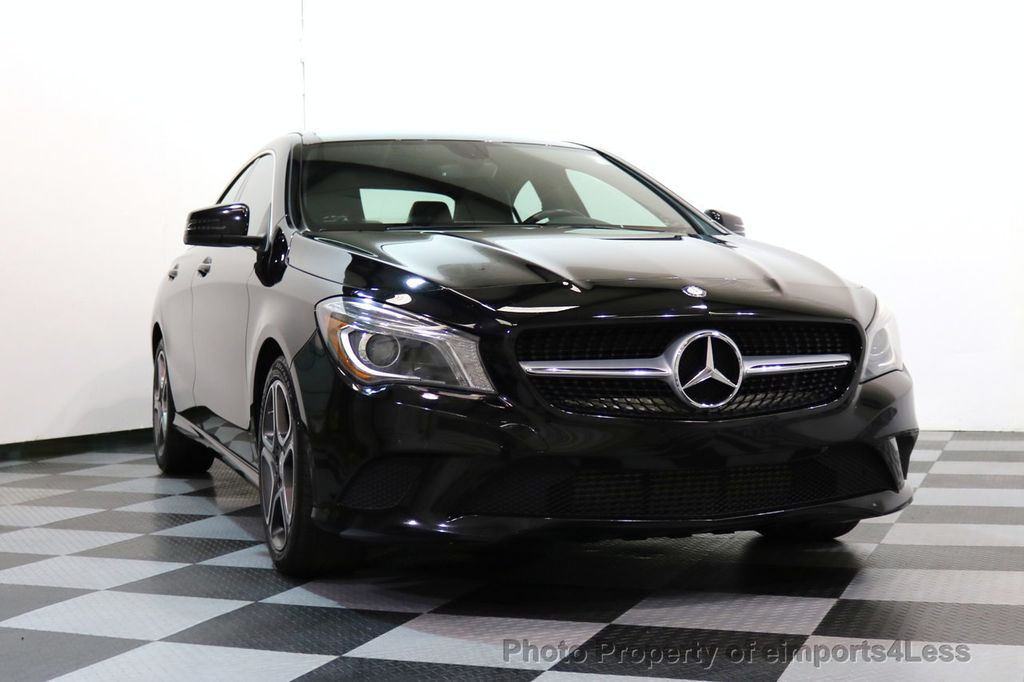 2014 Mercedes-Benz CLA CERTIFIED CLA250 4Matic AWD XENONS PANO NAVIGATION - 17401787 - 14