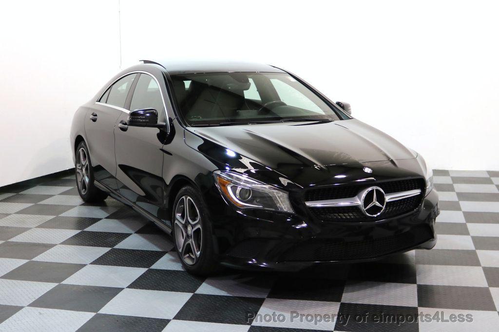 2014 Mercedes-Benz CLA CERTIFIED CLA250 4Matic AWD XENONS PANO NAVIGATION - 17401787 - 1