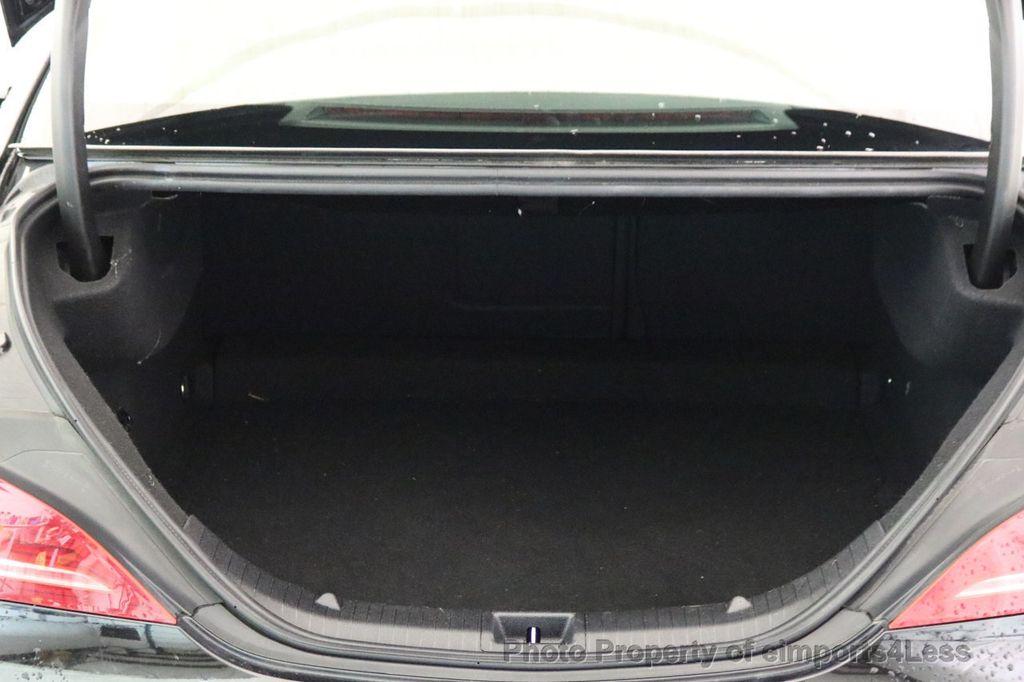 2014 Mercedes-Benz CLA CERTIFIED CLA250 4Matic AWD XENONS PANO NAVIGATION - 17401787 - 19