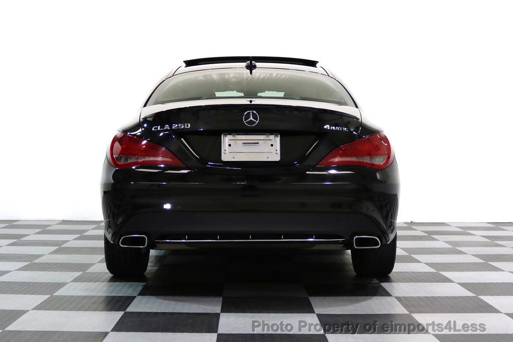 2014 Mercedes-Benz CLA CERTIFIED CLA250 4Matic AWD XENONS PANO NAVIGATION - 17401787 - 28