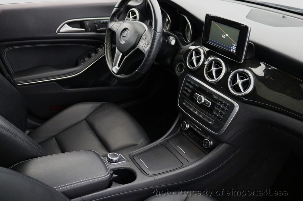 2014 Mercedes-Benz CLA CERTIFIED CLA250 4Matic AWD XENONS PANO NAVIGATION - 17401787 - 31