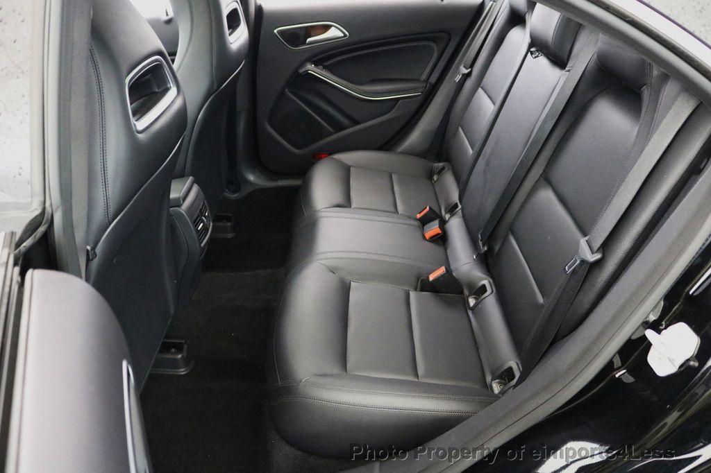 2014 Mercedes-Benz CLA CERTIFIED CLA250 4Matic AWD XENONS PANO NAVIGATION - 17401787 - 32