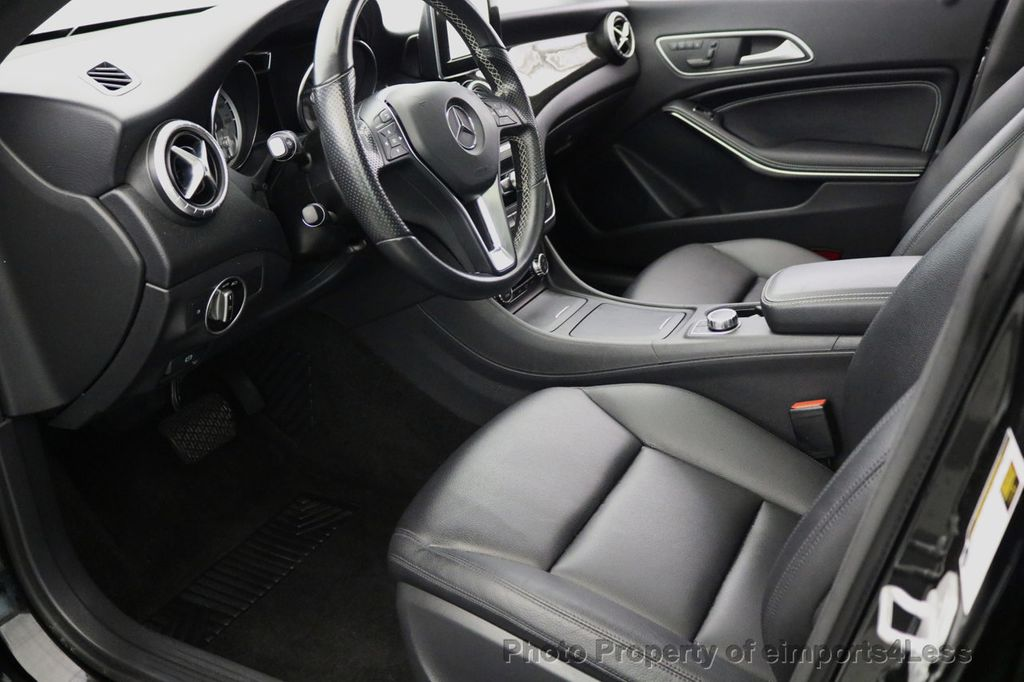 2014 Mercedes-Benz CLA CERTIFIED CLA250 4Matic AWD XENONS PANO NAVIGATION - 17401787 - 35