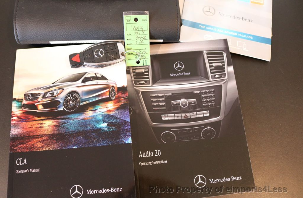 2014 Mercedes-Benz CLA CERTIFIED CLA250 4Matic AWD XENONS PANO NAVIGATION - 17401787 - 37