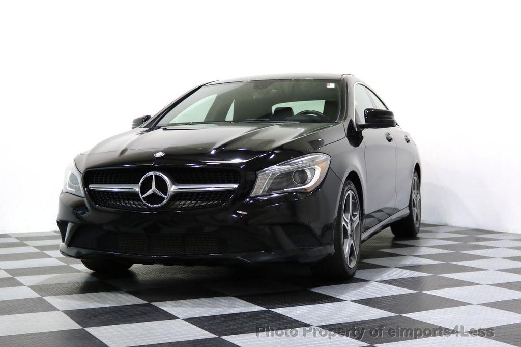 2014 Mercedes-Benz CLA CERTIFIED CLA250 4Matic AWD XENONS PANO NAVIGATION - 17401787 - 41