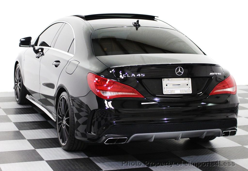 2014 Mercedes Benz CLA CERTIFIED CLA45 AMG 4Matic AWD CAMERA / HK / NAVI