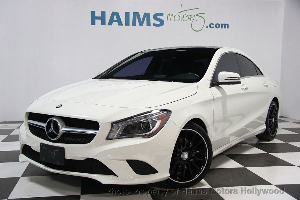 2014 used mercedes benz cla cla 250 coupe at haims motors