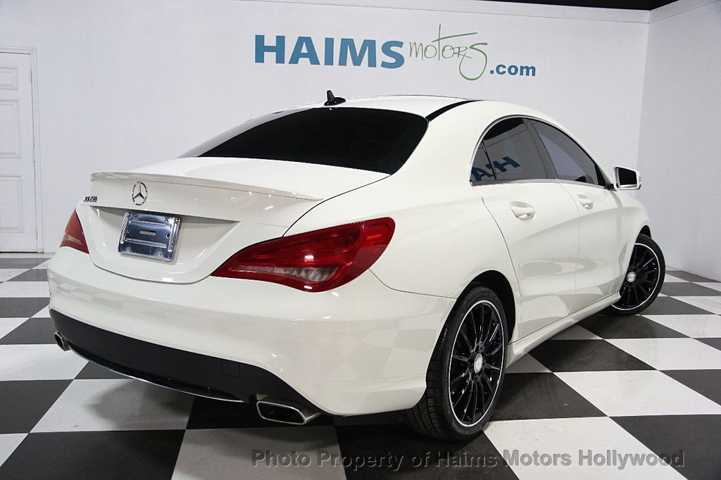 2014 used mercedes benz cla cla 250 coupe at haims motors for Mercedes benz cla 2014