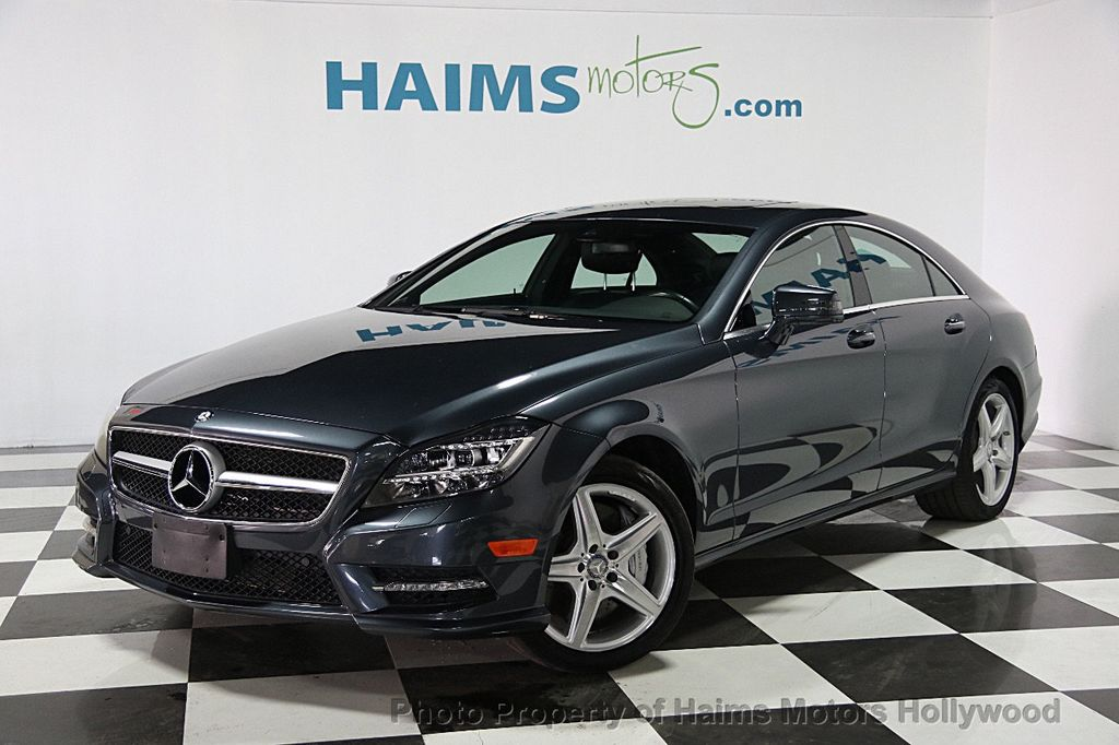 2014 used mercedes benz cls 4dr coupe cls550 4matic at for Mercedes benz cls used
