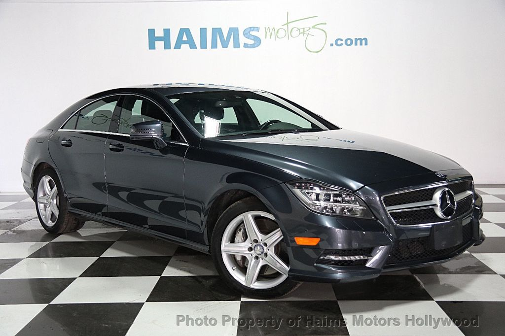 Perfect 2014 Mercedes Benz CLS 4dr Coupe CLS550 4MATIC   15314643   3