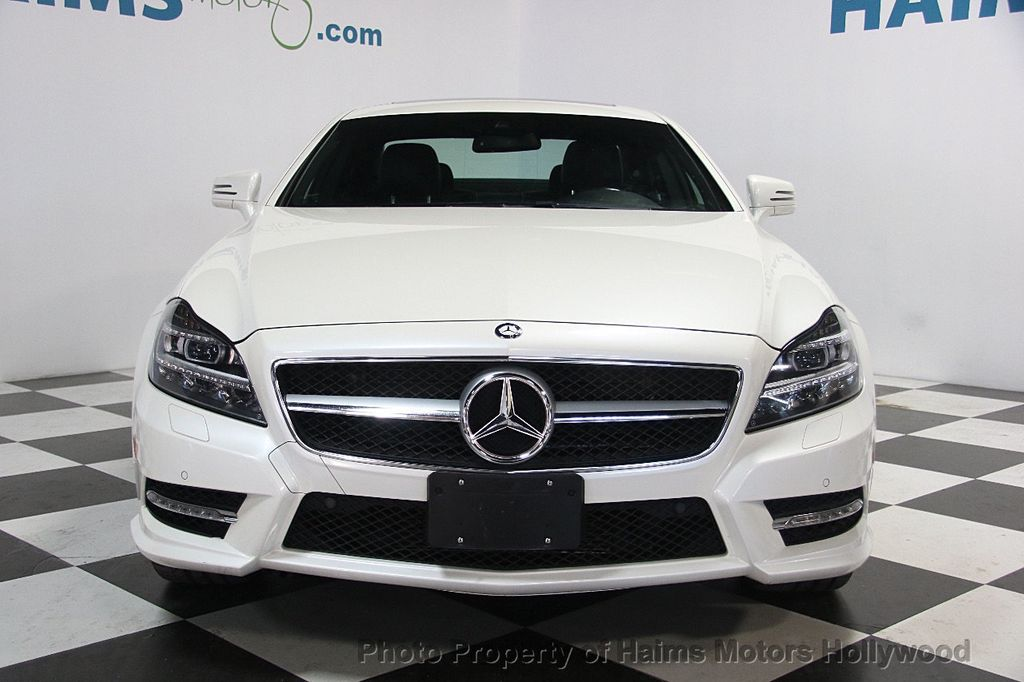 2014 used mercedes benz cls 4dr sedan cls 550 4matic at for Mercedes benz cls 550