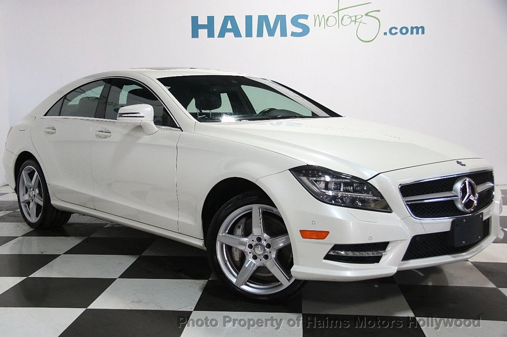 2014 Mercedes-Benz CLS 4dr Sedan CLS 550 4MATIC - 17020463 - 3
