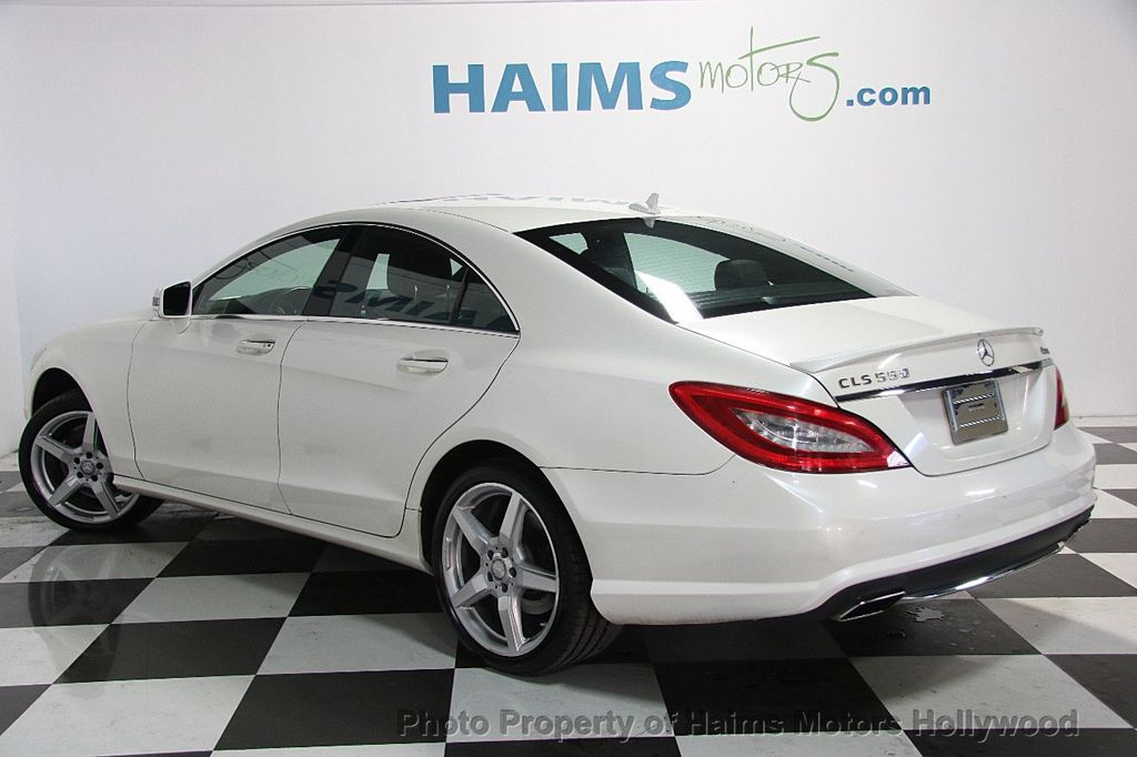 2014 Mercedes-Benz CLS 4dr Sedan CLS 550 4MATIC - 17020463 - 4