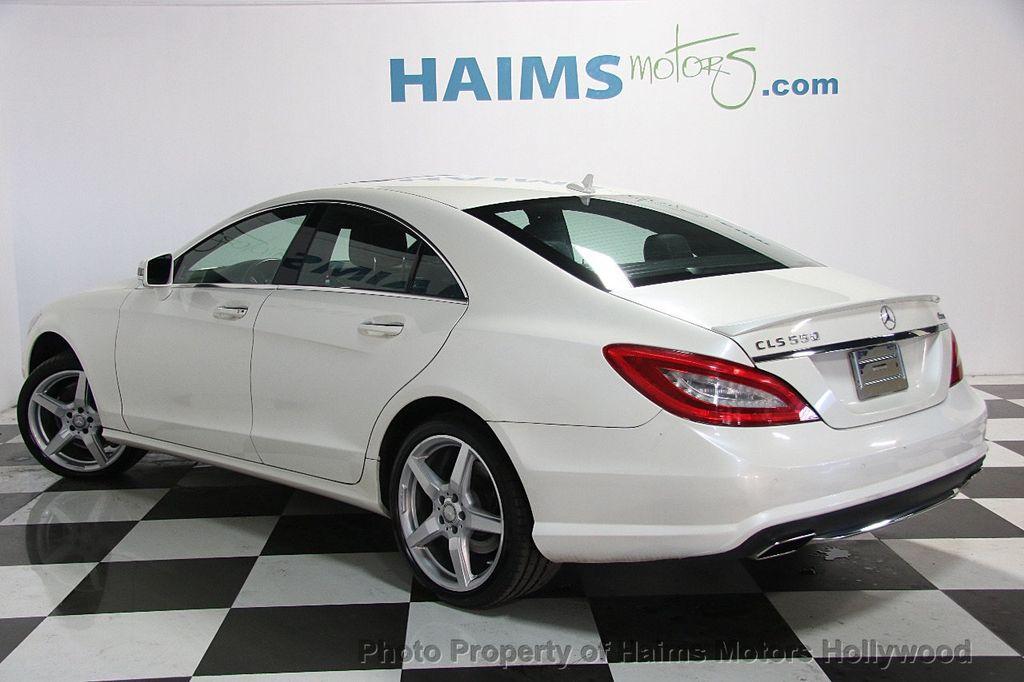 2014 mercedes benz cls 4dr sedan cls 550 4matic sedan for for Mercedes benz cls550 for sale by owner