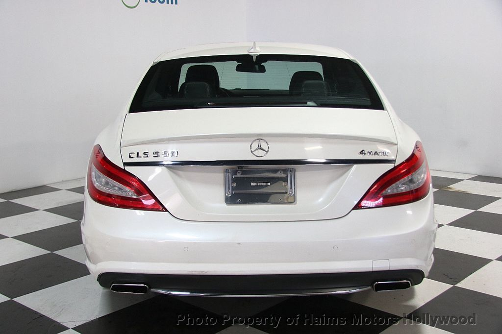 2014 Mercedes-Benz CLS 4dr Sedan CLS 550 4MATIC - 17020463 - 5