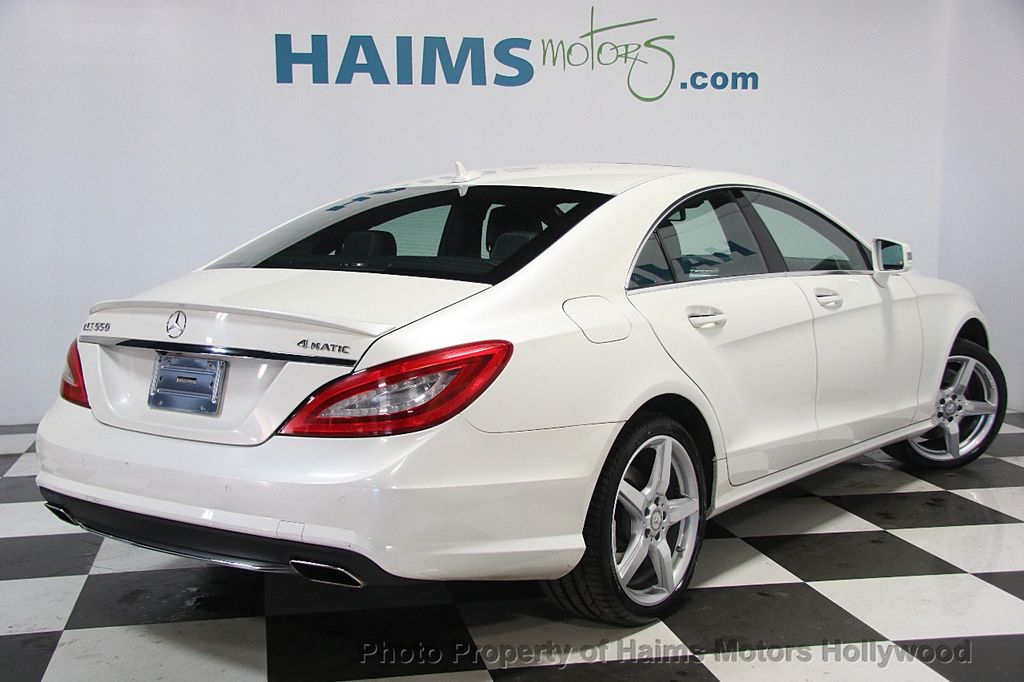 Awesome 2014 Mercedes Benz CLS 4dr Sedan CLS 550 4MATIC   17020463   6