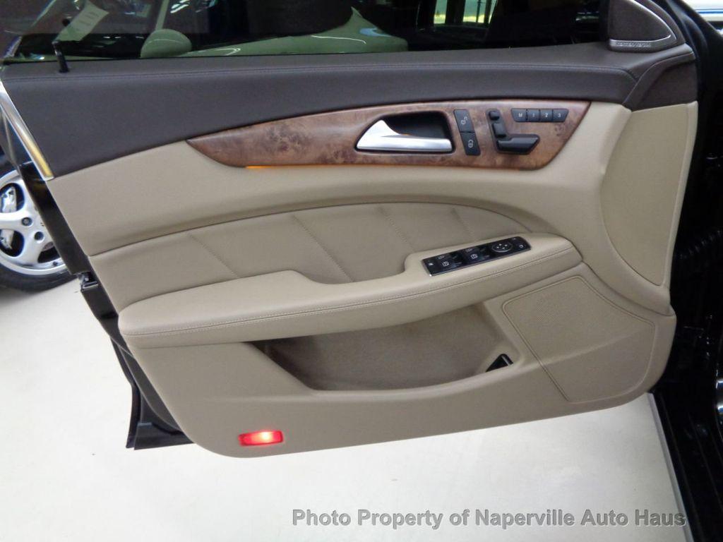 2014 Mercedes-Benz CLS 4dr Sedan CLS 550 4MATIC - 18474921 - 14