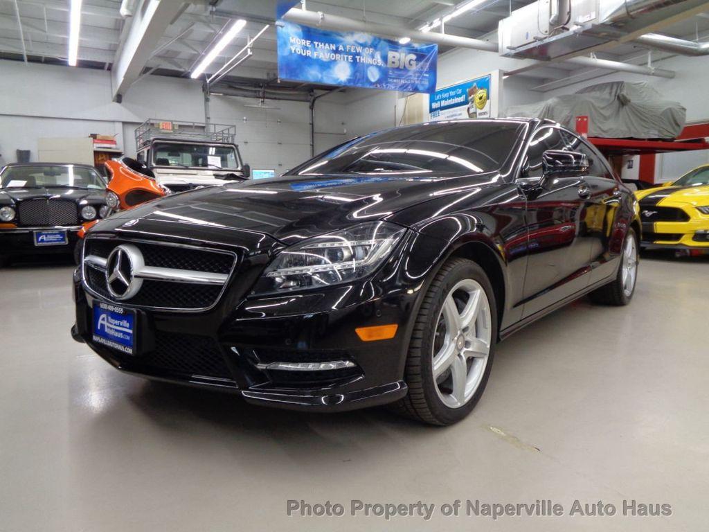 2014 Mercedes-Benz CLS 4dr Sedan CLS 550 4MATIC - 18474921 - 1