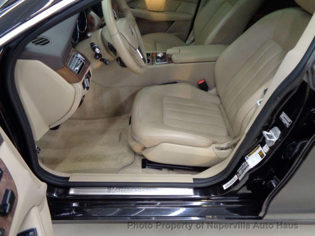 2014 Mercedes-Benz CLS 4dr Sedan CLS 550 4MATIC - 18474921 - 17