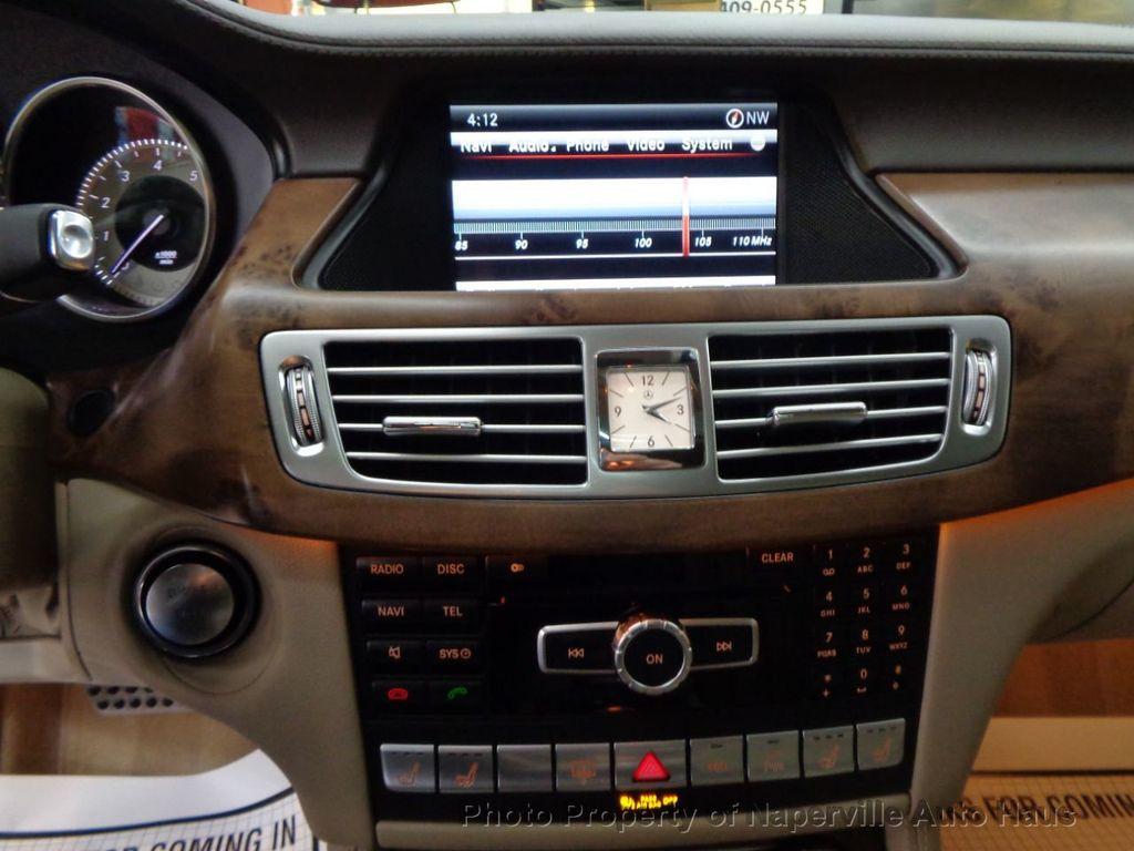 2014 Mercedes-Benz CLS 4dr Sedan CLS 550 4MATIC - 18474921 - 24