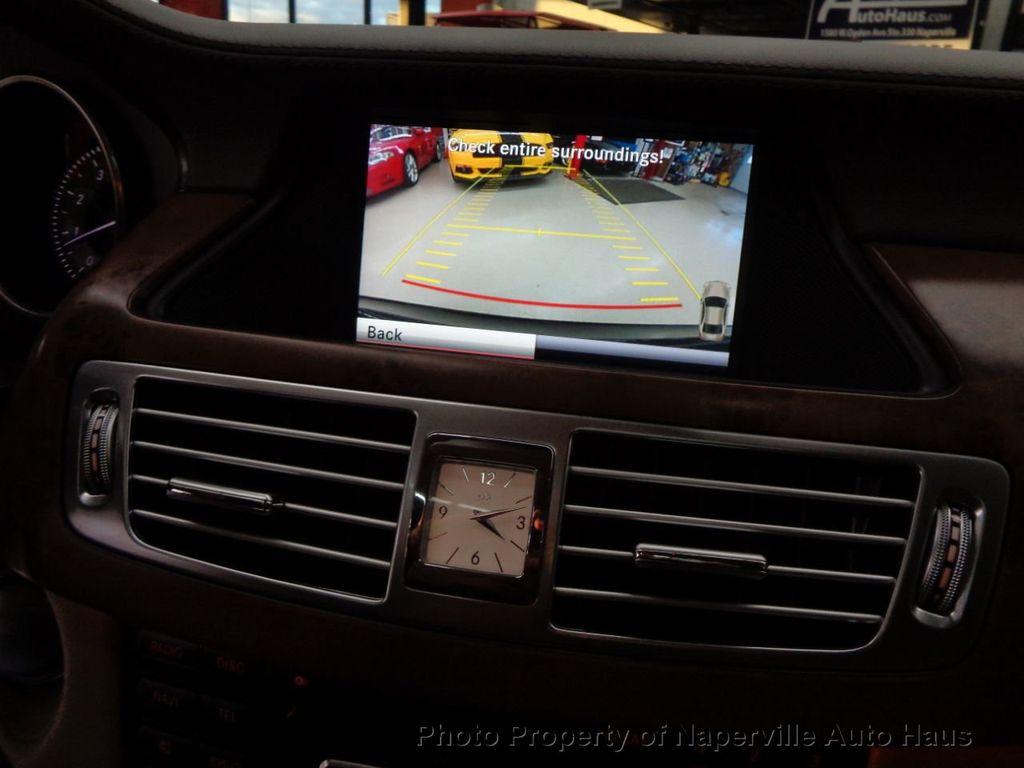 2014 Mercedes-Benz CLS 4dr Sedan CLS 550 4MATIC - 18474921 - 26
