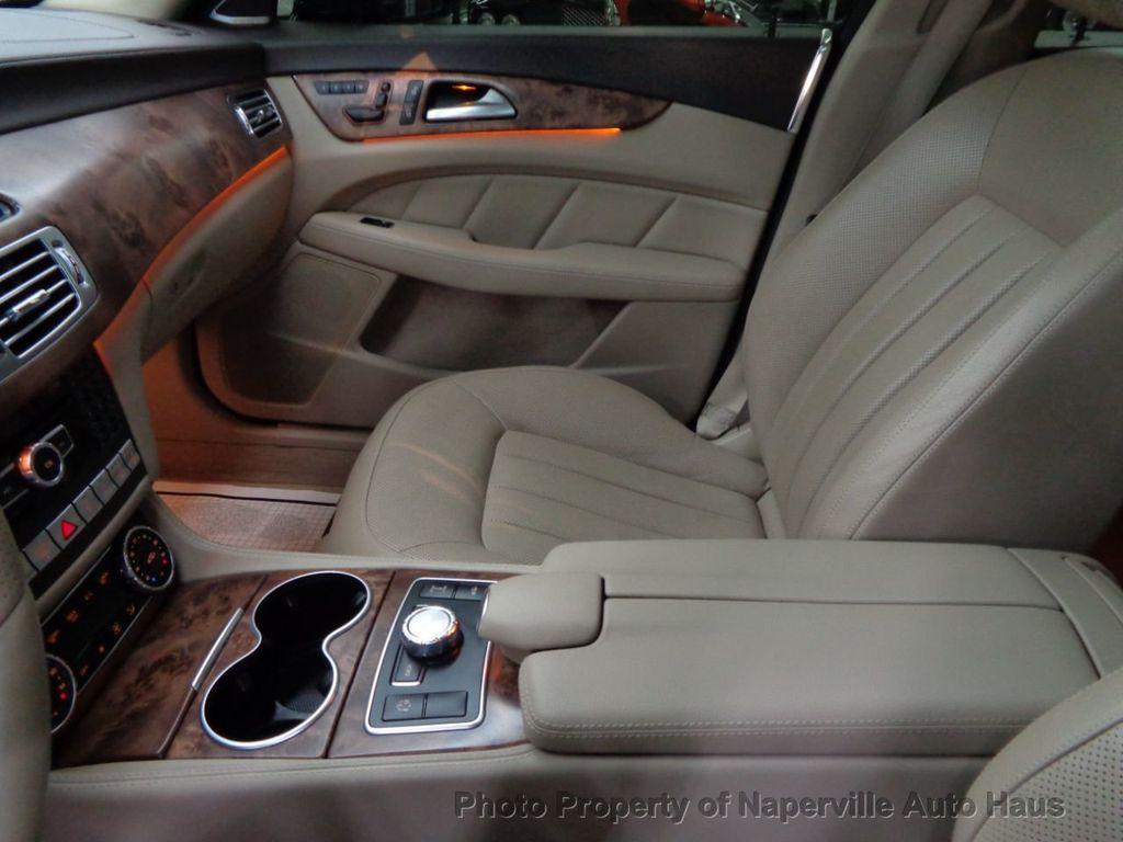 2014 Mercedes-Benz CLS 4dr Sedan CLS 550 4MATIC - 18474921 - 33