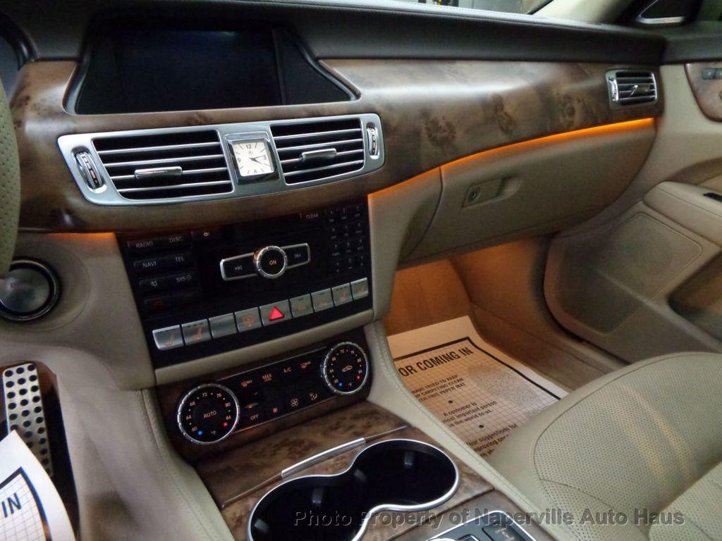 2014 Mercedes-Benz CLS 4dr Sedan CLS 550 4MATIC - 18474921 - 34