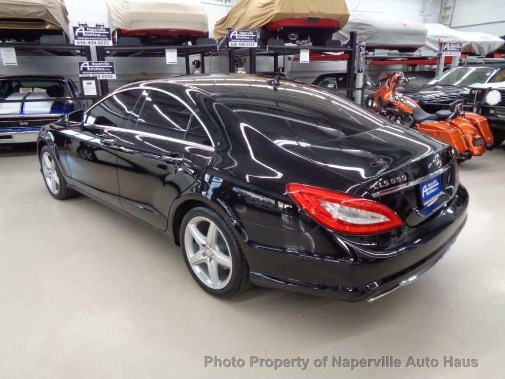 2014 Mercedes-Benz CLS 4dr Sedan CLS 550 4MATIC - 18474921 - 3