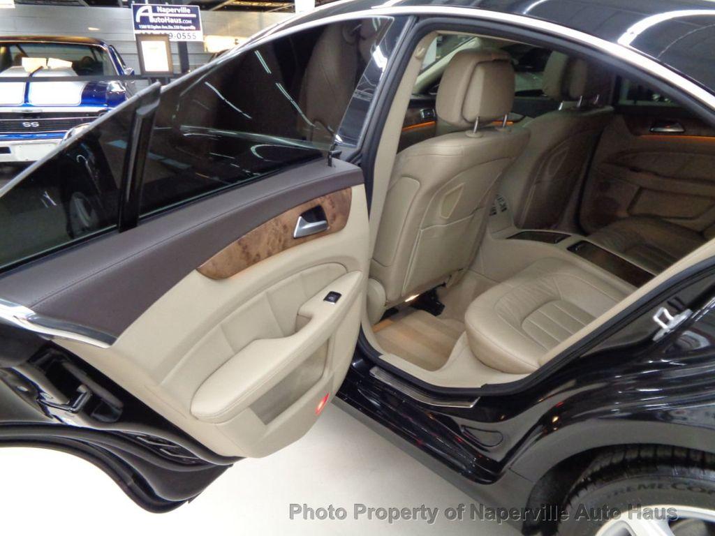 2014 Mercedes-Benz CLS 4dr Sedan CLS 550 4MATIC - 18474921 - 35