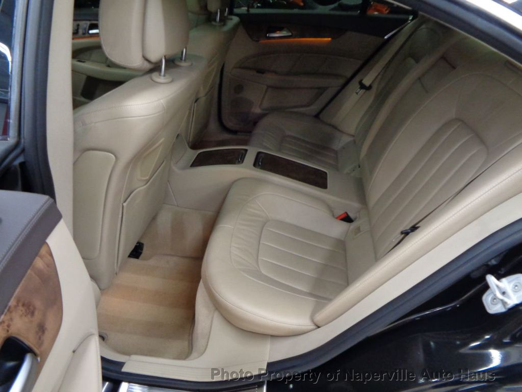 2014 Mercedes-Benz CLS 4dr Sedan CLS 550 4MATIC - 18474921 - 36