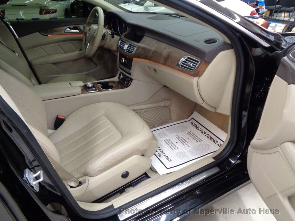 2014 Mercedes-Benz CLS 4dr Sedan CLS 550 4MATIC - 18474921 - 45