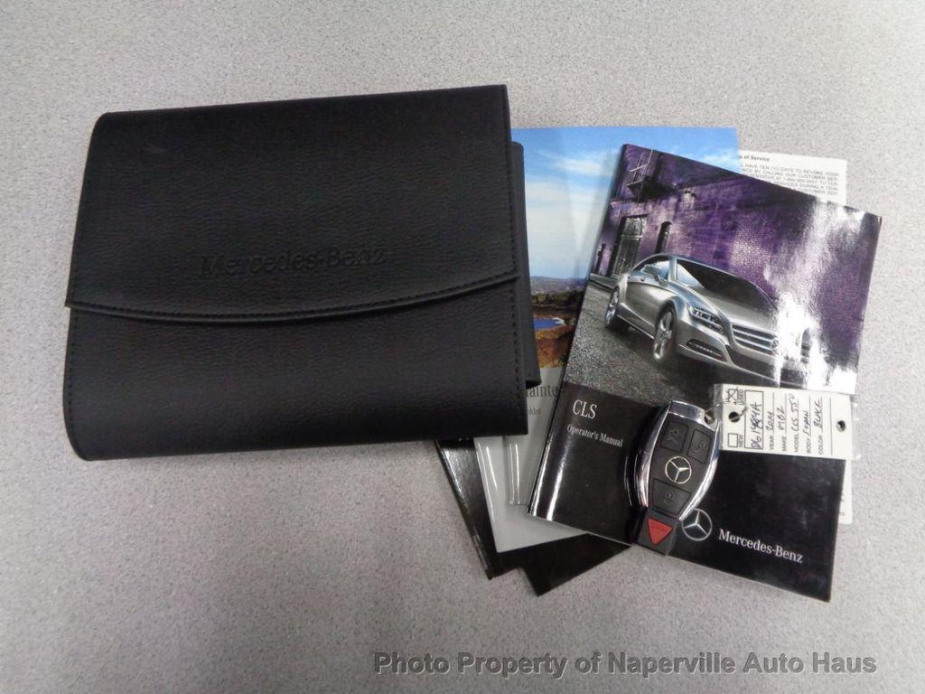 2014 Mercedes-Benz CLS 4dr Sedan CLS 550 4MATIC - 18474921 - 47
